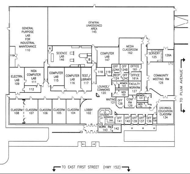 Campus Maps Amarillo College Acalog Acms